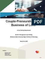 Couple-Preneurship_The Business of Love V2.docx