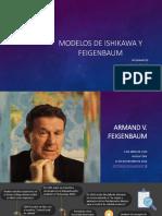 Ishikawa y Feigenbaum