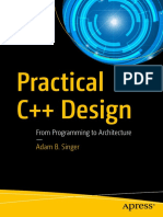 Singer A.B. - Practical C++ Design - 2017.pdf