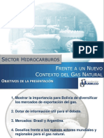Datos Hidrocarburos Bolivia