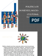 Politica in domeniul socio-cultural.pptx