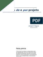 Ppt w Por Projetos Joaquim Segura