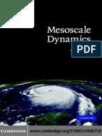 Meteorology - Mesoscale Dynamics.pdf