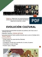 Evolución paleolítica