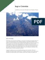 El Fracking Llegó a Colombia