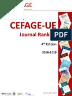 RankingCEFAGE-4ed