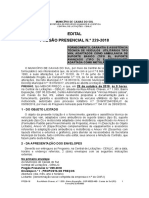 Edital e Anexos - Edital Pp229-18