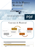 Convenios de vuelo