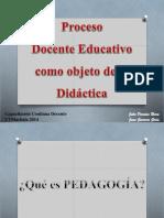 3. PDE Como Objeto de La Didáctica