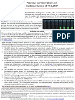 TB_LAMP Info Note