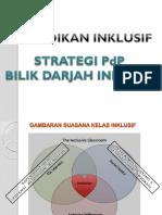 Strategi PdP Pend. Inklusif 2015