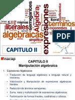 03 Capitulo II - Álgebra