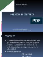 2 PRESION TRIBUTARIA