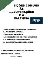 DIREITO FALIMENTAR