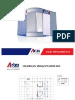 Artex Stand Expocaribe