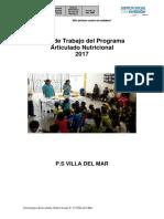 PLAN ANUAL DE ARTICULADO NUTRICIONAL 2017 P.S VILLA DEL MAR.docx