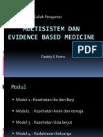 Multisistem Dan Evidence Based Medicine