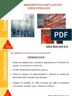 Pinturas Industriales