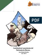 Contribución al conocimiento del Patrimonio de Moreno