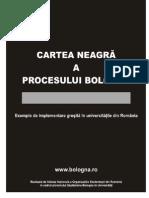 Cartea Neagra Bologna EditiaI