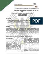 CAPACIDAD CALORÍFICA DEL CALORÍMETRO Y DE UN SÓLIDO.docx