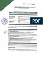 Perfil Analista en Infraetsructura