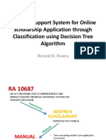 Decision Support System for Online Scholarship Application through.pptx