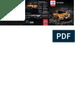 Ficha Tecnica NP300 01 Nissan Np300 Bruno Fritsch Ficha Tecnica 201609