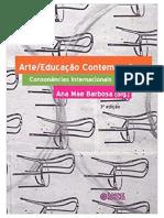 ArteEducação Contemporânea - Na Mae - Parte I (Pags 07-78)