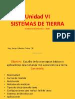 2017 Unidad VI SISTEMAS DE TIERRA..pdf