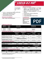 c2109 ExcalibuR 10018D2 Mr ES-MX
