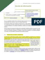 Recoleccion de Informacion en Investigación Cuantitativa