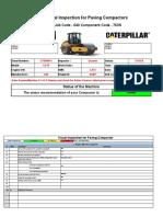 CS76 CYX00911 TA1 English - Paving Compactor Used