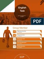 English Task Group 2