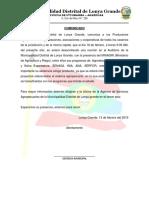 COMUNICADO DE MINAGRI.docx