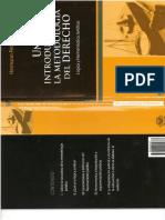 Una Introducción a La Metodología Del Derecho