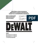 DWE575 Manual