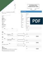 Contoh Perbedaan Data Personil pada LPSE 4.3