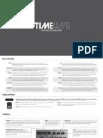 TimeLine QuickStart REVA