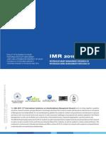 IMR XV 2019 | Agenda