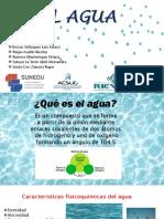 agua y acuaporinas 2.pptx