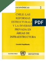Chile Las Reformas Estructurales y La IP en Area de Infraestructura