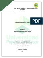 ANÁLISIS TRATADOS DE LIBRE COMERCIO Y BALANCE COMERCIAL DE COLOMBIA.docx