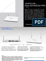 Siempre LTE + Voice Advanced PRO_TT-SLTE-P6-V1