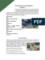 DESASTRES NATURALES EN CENTROAMÉRICA.docx