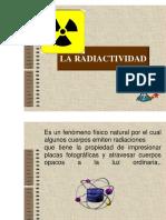 Trabajo de Radioactividad