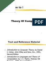 Automata Lecture 1