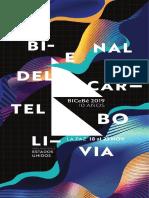 Poster Call Bicebe2019 0