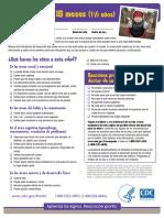 LTSAE SPN Checklist With Tips 18 Meses
