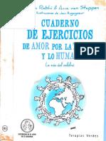 Pierre Rabhi- Cuaderno de Ejercicios